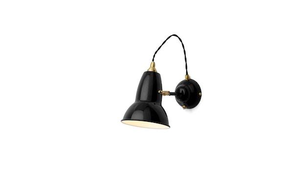 Anglepoise - Original 1227™ Brass Wandleuchte - jet schwarz - 2