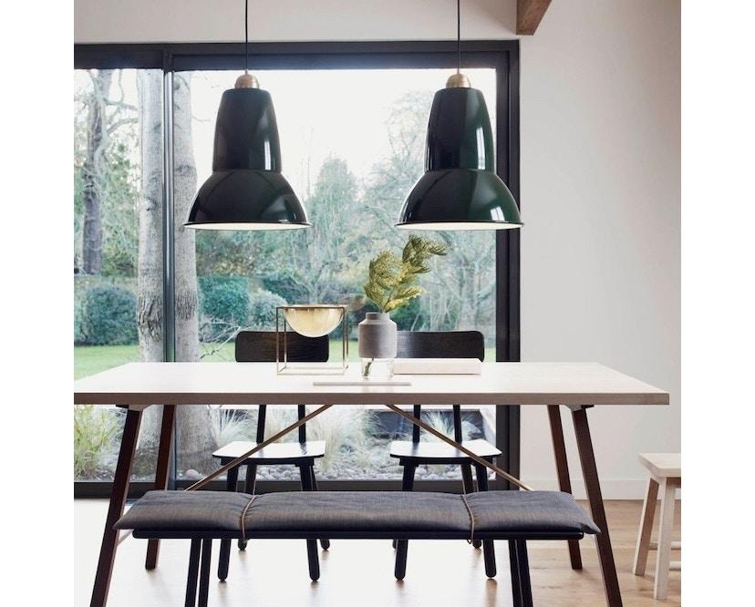 Anglepoise - Original 1227™ Giant Brass hanglamp - olifantengrijs - 4