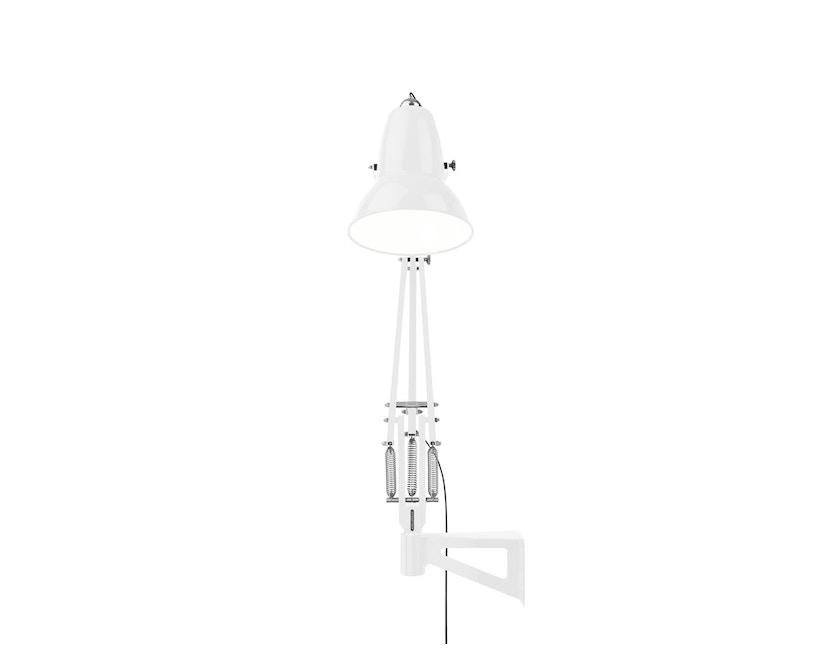Anglepoise - Original 1227™ Giant Leuchte mit Wandbefestigung, Outdoor -  hochglänzend alpinweiß - 5