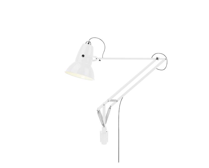 Anglepoise - Original 1227™ Giant lamp met wandbevestiging, Indoor - alpien wit, glanzend - 2