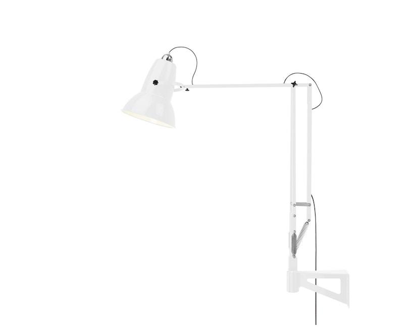 Anglepoise - Original 1227™ Giant lamp met wandbevestiging, Indoor - alpien wit, glanzend - 5