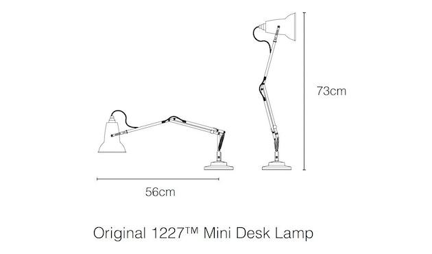 Anglepoise - Original 1227™ Mini Schreibtischleuchte - 2