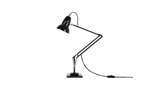 Anglepoise - Original 1227™ Brass bureaulamp - met tafelvoet - jet zwart - Ked - 2