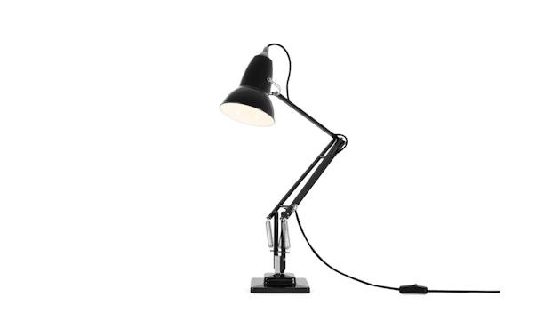 Anglepoise - Original 1227™ Brass bureaulamp - met tafelvoet - jet zwart - Ked - 3
