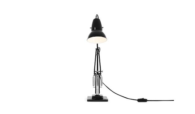 Anglepoise - Original 1227™ Brass bureaulamp - met tafelvoet - jet zwart - Ked - 4