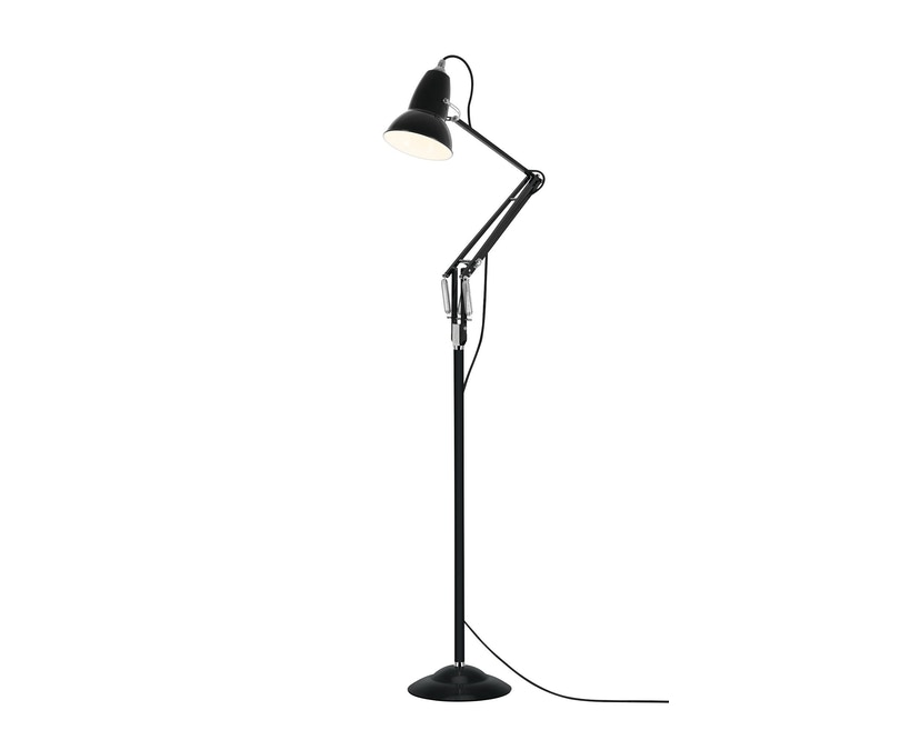 Anglepoise - Original 1227™ Brass staande lamp - jet zwart - Ked - 2