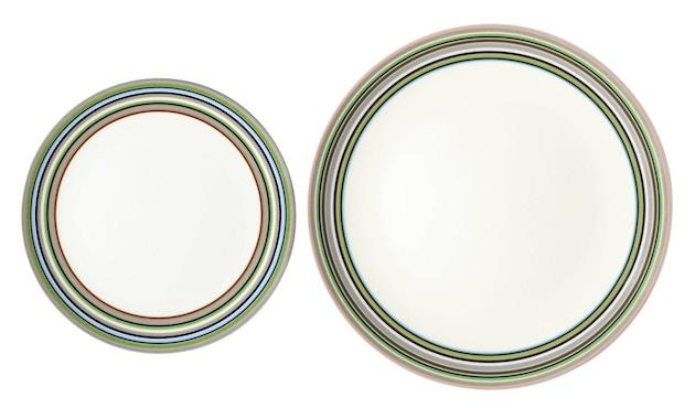 Iittala - Origo Teller, 20cm - beige - 2