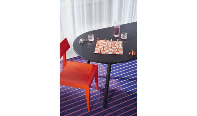 MEYER Tisch abgerundet