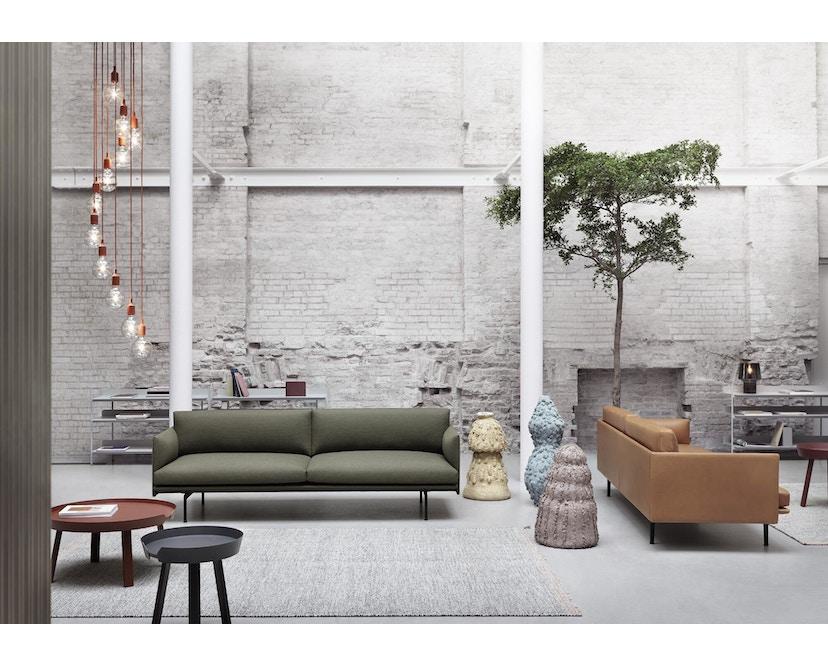 Muuto - Outline Sofa - 3 Sitzer - 2