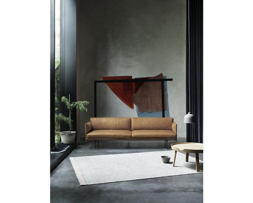 Muuto - Outline Sofa - 3 Sitzer - Remix 163 - 5