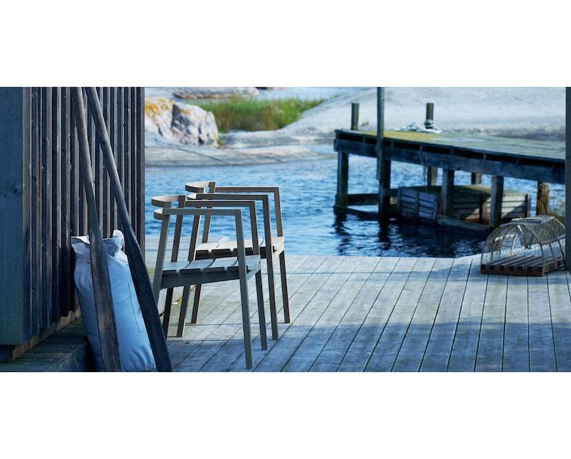 Skargaarden - Oxnö tafel - vaste afmeting - 2