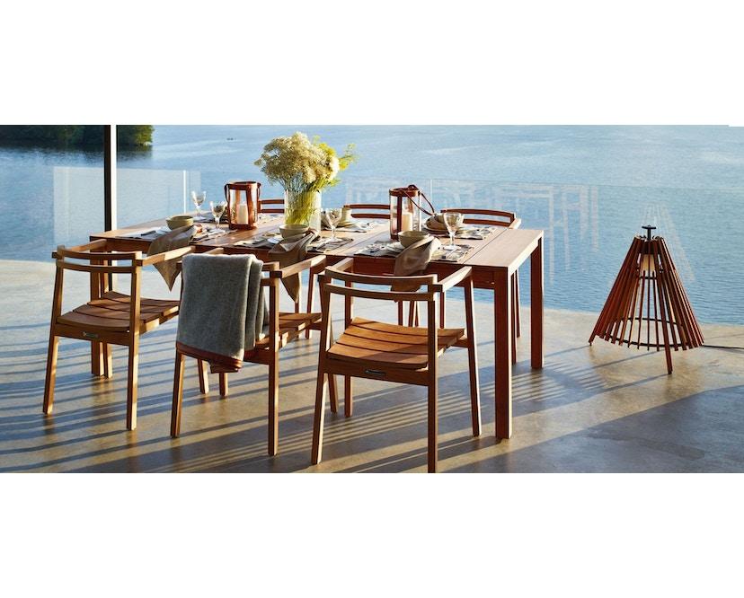 Skargaarden - Oxnö Tisch quadratisch - 2