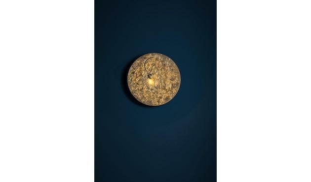 Catellani & Smith - Luna Piena Wand-/Deckenleuchte - gold - Ø 120 cm - 1