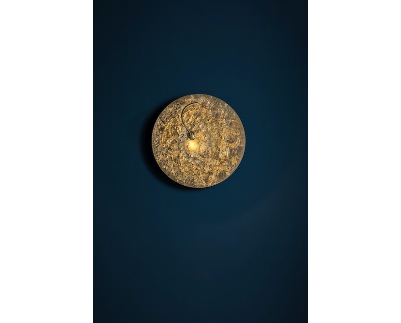 Catellani & Smith - Luna Piena Wand-/Deckenleuchte - gold - Ø 120 cm - 1