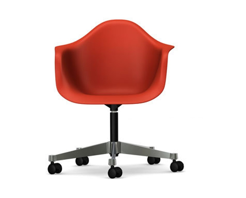 Vitra - Eames Plastic Armchair PACC - rot - 1