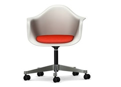 Vitra - Eames Plastic Armchair PACC mit Sitzpolster - 1