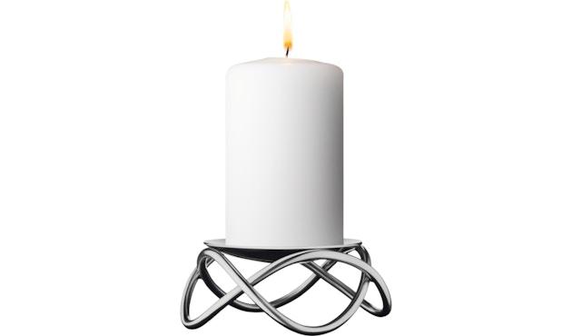 Georg Jensen - Glow Kerzenhalter - roestvrij staal hoogglans - 1