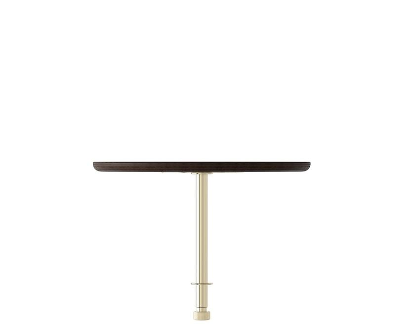 UMAGE - Ronde tafel voor Lounge Around bank - donker eiken - 3