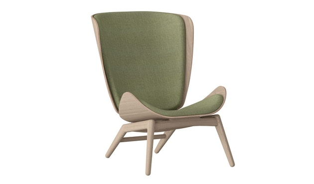 UMAGE - The Reader fauteuil - Eik - lentegroen - 2
