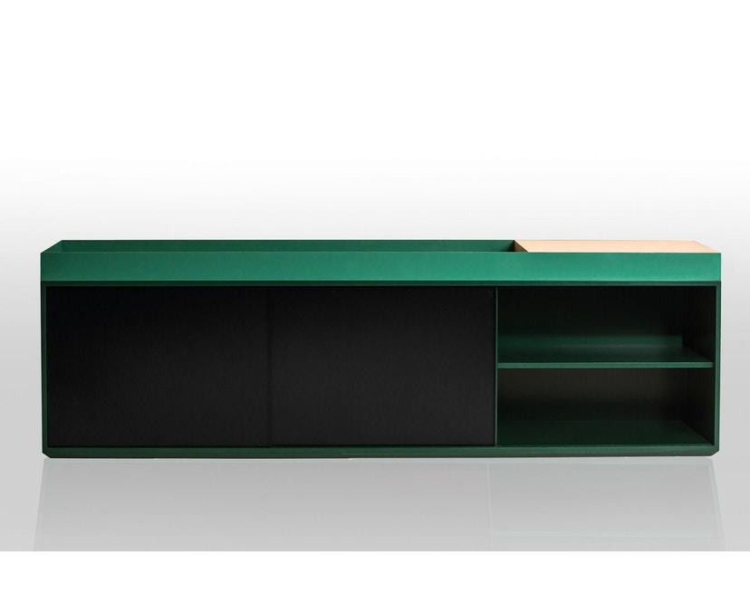 Conmoto - PAD Board  - Kombi - C - grün/grün/schwarzbraun - 1