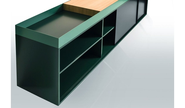 Conmoto - PAD Board  - Kombi - C - grün/grün/schwarzbraun - 4