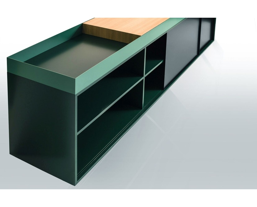 Conmoto - PAD Board  - Kombi - A - rot/grau/weiß - 4