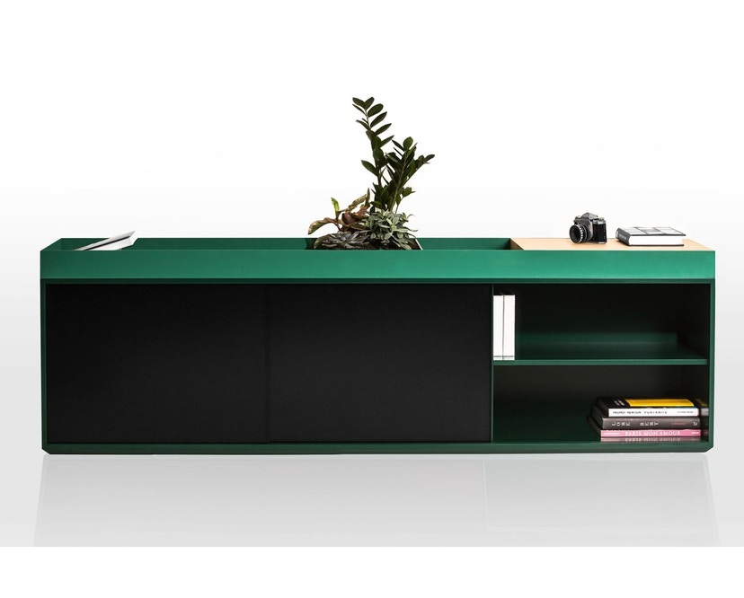 Conmoto - PAD Board  - Kombi - C - grün/grün/schwarzbraun - 5