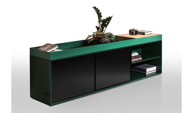 Conmoto - PAD Board  - Kombi - C - grün/grün/schwarzbraun - 6