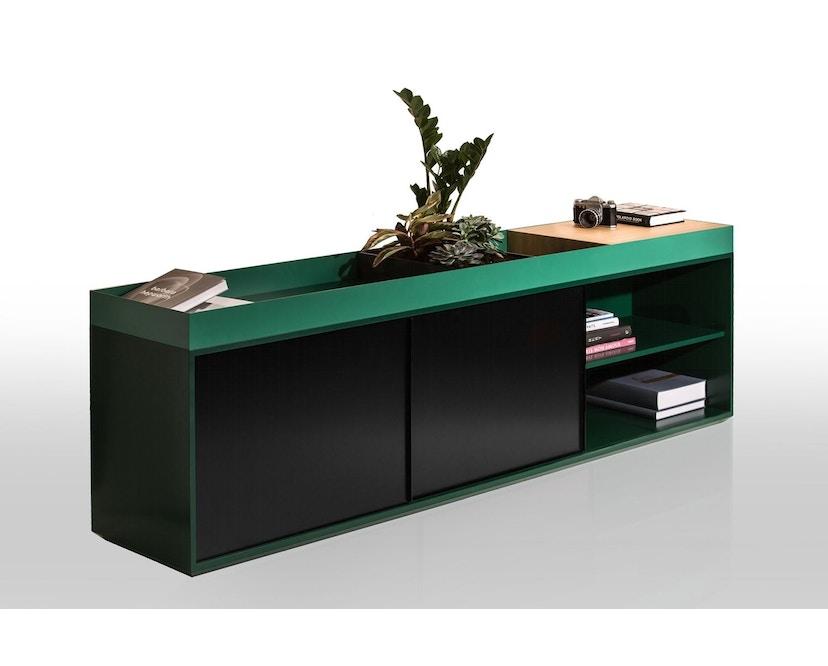 Conmoto - PAD Board  - Kombi - A - rot/grau/weiß - 6