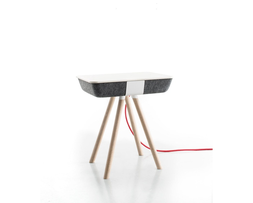 Conmoto - PAD Box  - weiß/grau - 1