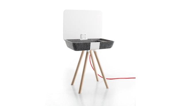 Conmoto - PAD Box  - weiß/grau - 2