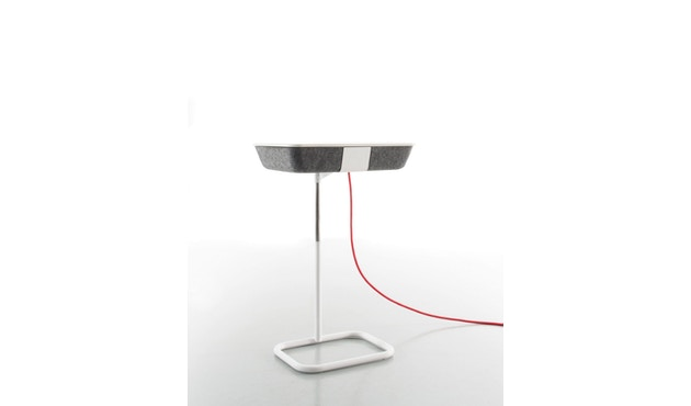 Conmoto - PAD Box  - weiß/grau - 6