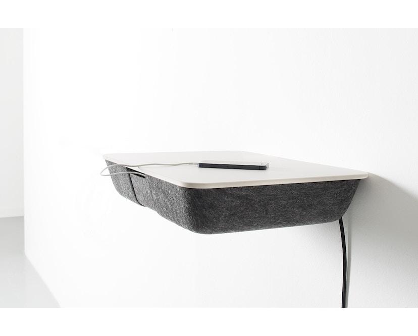 Conmoto - PAD Panel  - weiß/grau - 2