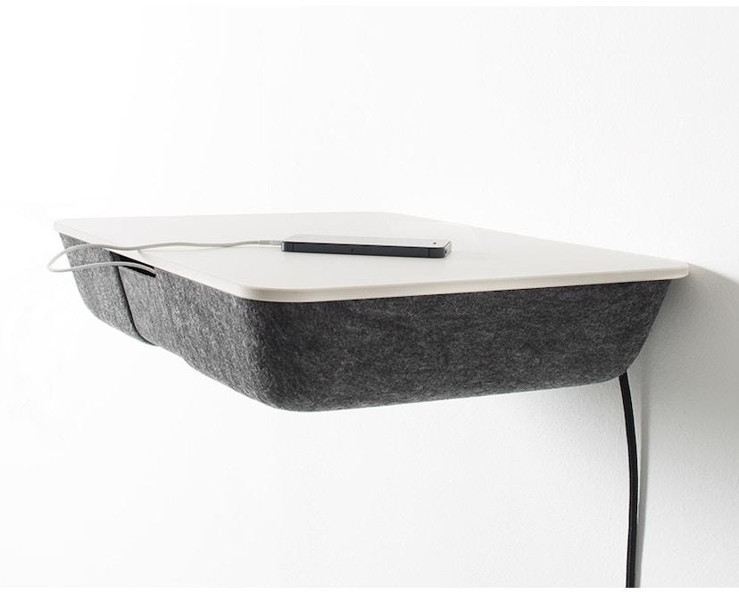 Conmoto - PAD Panel  - weiß/grau - 1