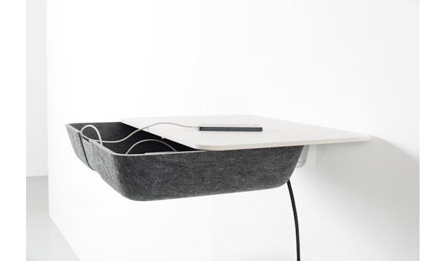 Conmoto - PAD Panel  - weiß/grau - 3