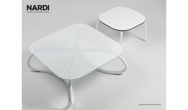Nardi - Loto Relax 60 Tisch - weiß - 3