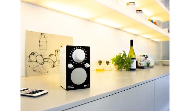Tivoli Audio - Model Pal BT Radio - schwarz/weiß - 5