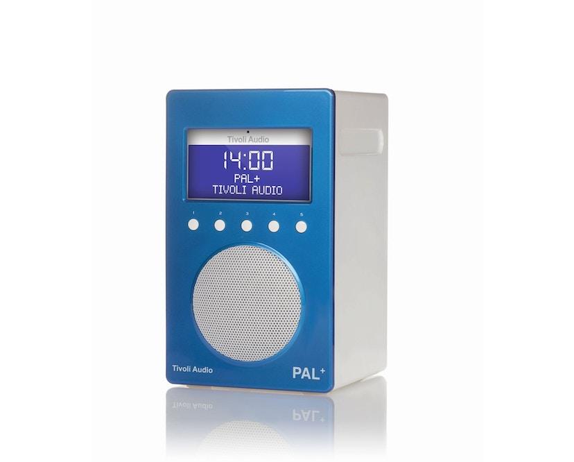 Tivoli Audio - Model Pal+BT Radio - blau/weiß - 4