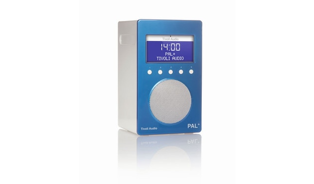 Tivoli Audio - Model Pal+BT Radio - blau/weiß - 3