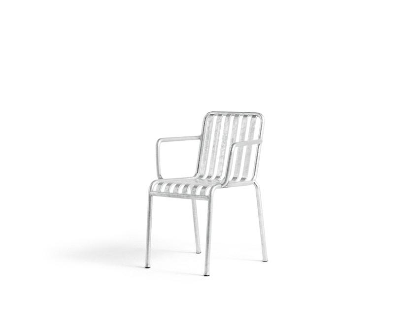 HAY - Palissade Arm Chair - verzinkt - 1