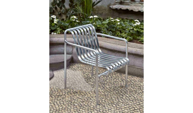 HAY - Palissade Lounge Chair High - 6