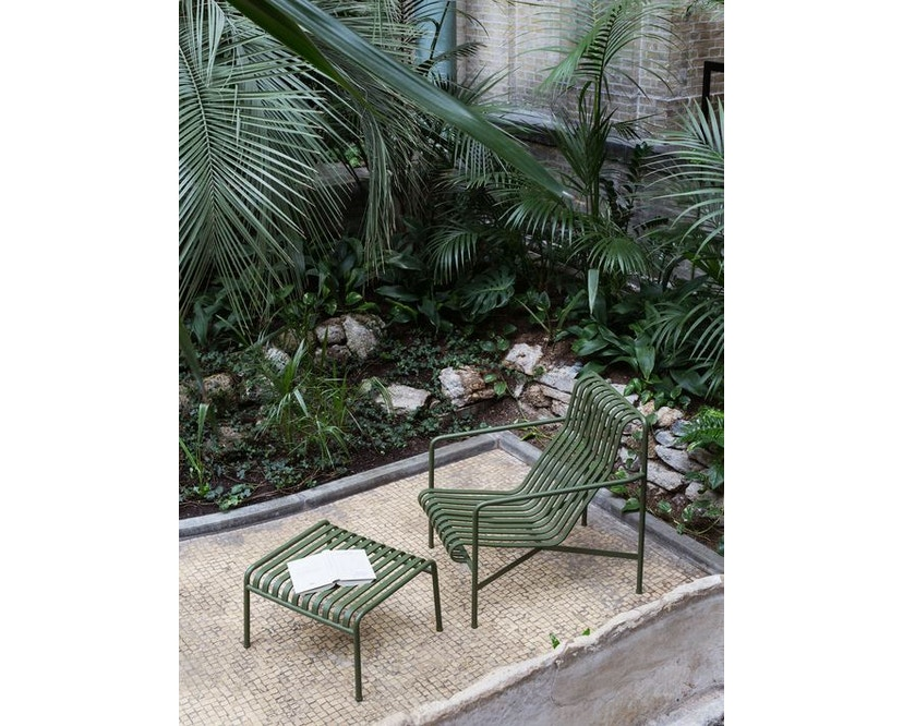 HAY - Palissade Lounge Chair Low - 11