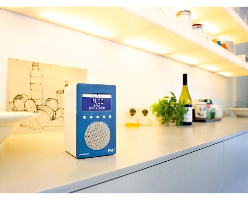 Tivoli Audio - Model Pal+BT Radio - blau/weiß - 6