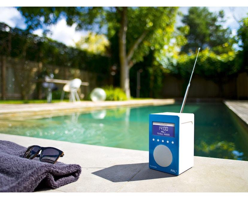 Tivoli Audio - Model Pal+BT Radio - blau/weiß - 7
