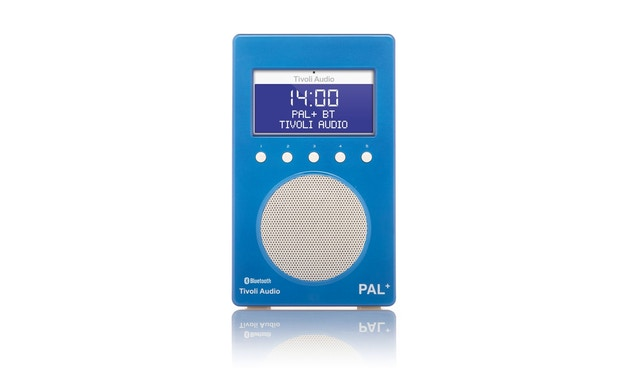 Tivoli Audio - Model Pal+BT Radio - blau/weiß - 1