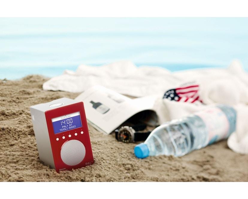 Tivoli Audio - Model Pal+BT Radio - blau/weiß - 9