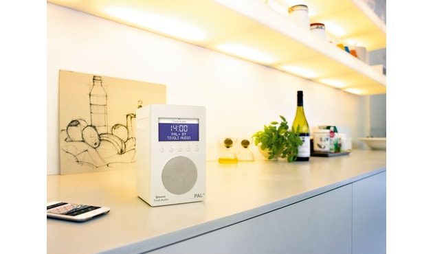 Tivoli Audio - Model Pal+BT Radio - blau/weiß - 10
