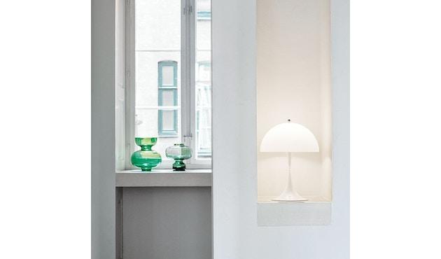Louis Poulsen - Lampe de table Panthella Mini Version 2 - acrylique blanc opale - 6