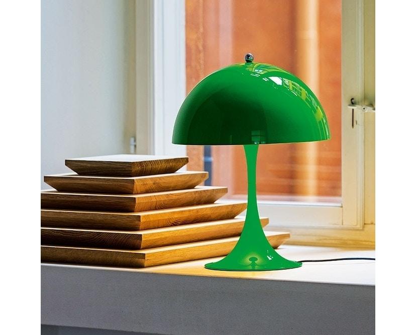 Louis Poulsen - Panthella Mini Tischleuchte Version 2 - blau - 7