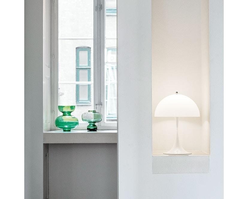 Louis Poulsen - Panthella Mini Tischleuchte Version 2 - gelb/grün - 4
